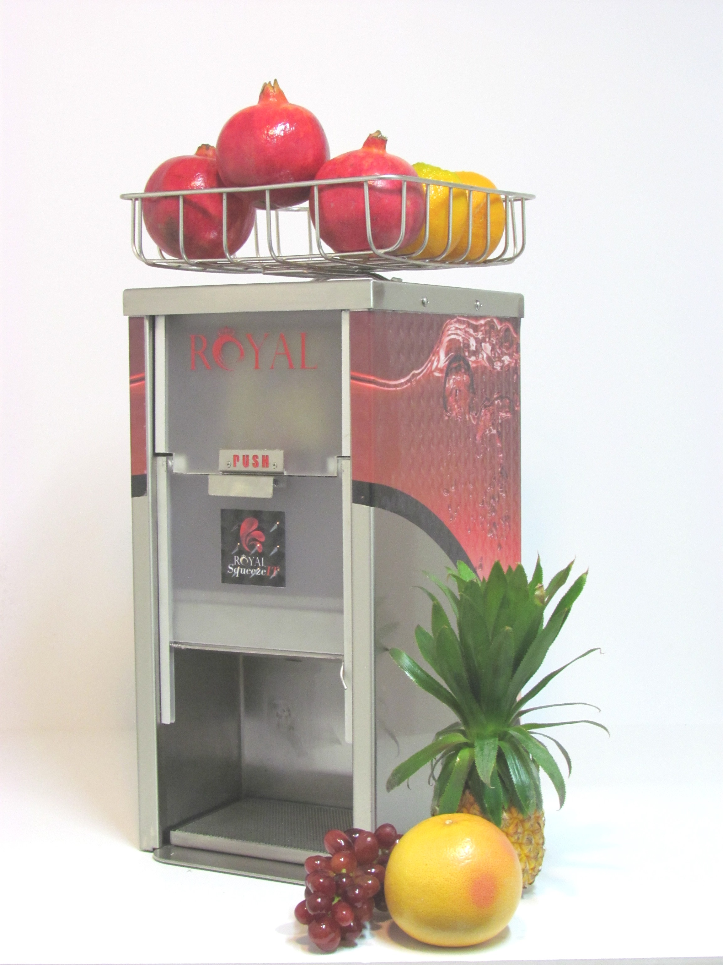 Press Pomegranate Juicer